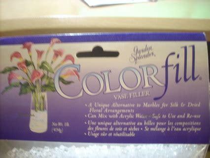Color Fill Vase Filler by Free Color Fill Vase Filler Home Decor Listia