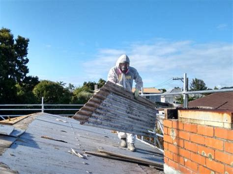 asbestos roofing removal kteam auckland nz