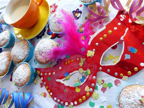 blog  tischdeko party selber machen avec deko karneval