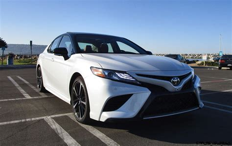 toyota camry xse  road test review  ben lewis