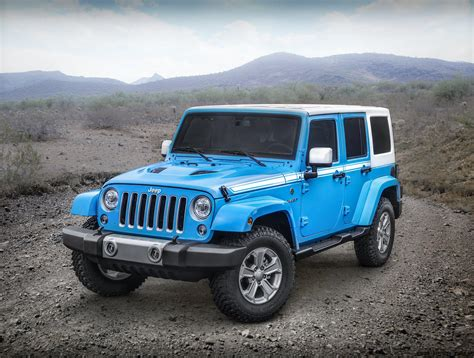 jeep chief 2017 jeep wrangler chief edition
