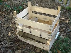 le tri des dechets de l39ecologie pour tous With comment fabriquer un composteur exterieur