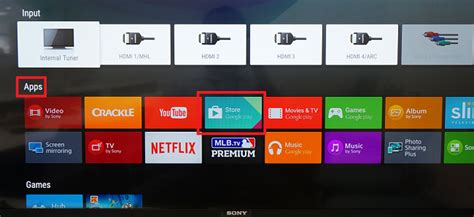 android tv app solved re how do i just open up the on my bravi