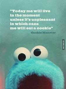 1000+ Sesame Street Quotes on Pinterest | Cookie Monster ...