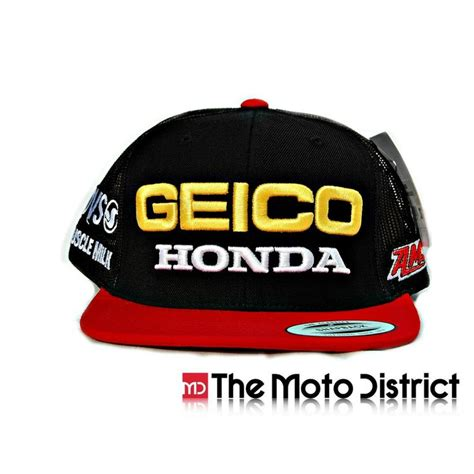 Geico Honda Race Team Trucker Hat | Must Haves for your ...