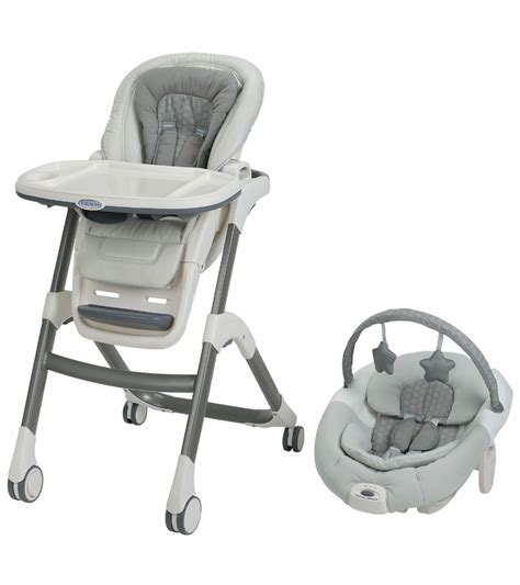 chaise haute graco graco sous chef high chair 5 in 1 seating system davis