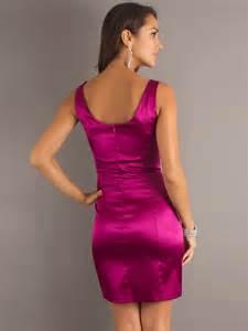 plus size empire waist wedding dress stretch satin material sheath style square neckline and empire waist wedding guest dresses