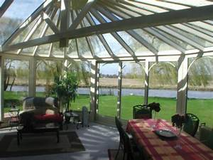 Salon De Veranda : commandez votre veranda alu ou bois au salon de l 39 habitat de caen ~ Teatrodelosmanantiales.com Idées de Décoration