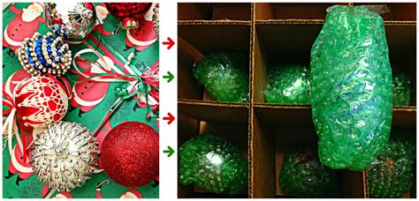 packing up holiday decorations moving insider