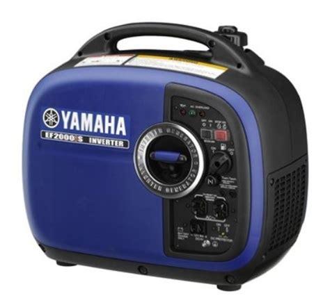 generator yamaha portable 2000 inverter watt gas ef2000is quiet honda vs eu2000i generators comparison power check rv type carb