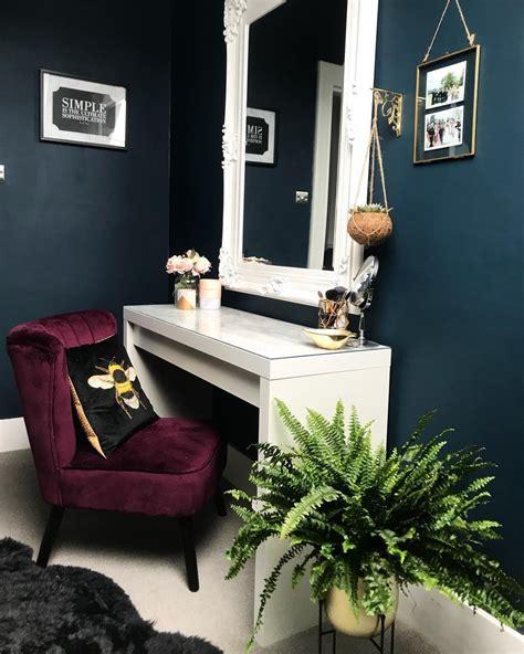 Farrow & Ball Hague Blue Paint Color Schemes   Interiors