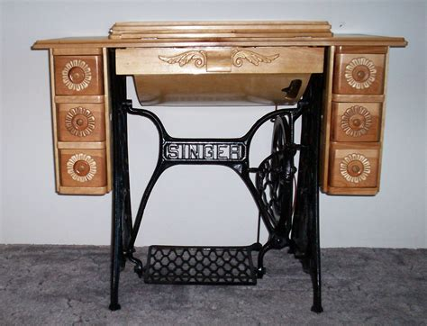 treadle sewing machine cabinet plans plans free download