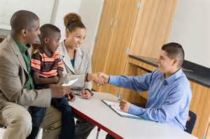 Teachers Working with Parents