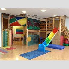 Indoor Playground For Basement  My House  Playroom