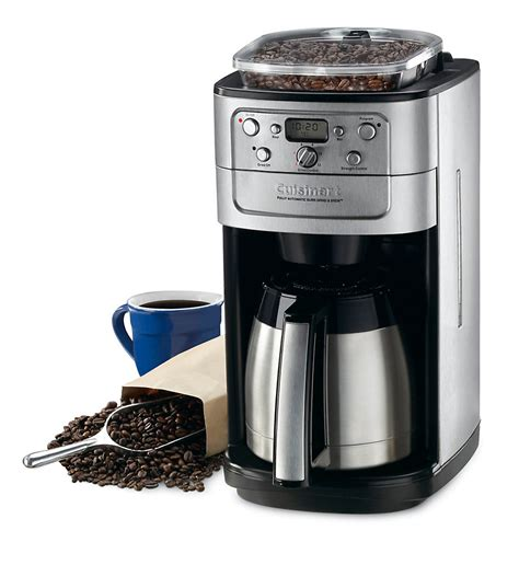 According to its review, you can say that this is the best automatic coffee maker with grinder. Cuisinart Grind and Brew Coffee Maker | The Home Depot Canada