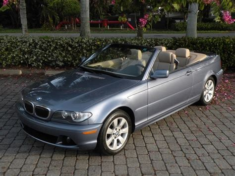 2005 Bmw 325ci Fort Myers Florida For Sale In Fort Myers