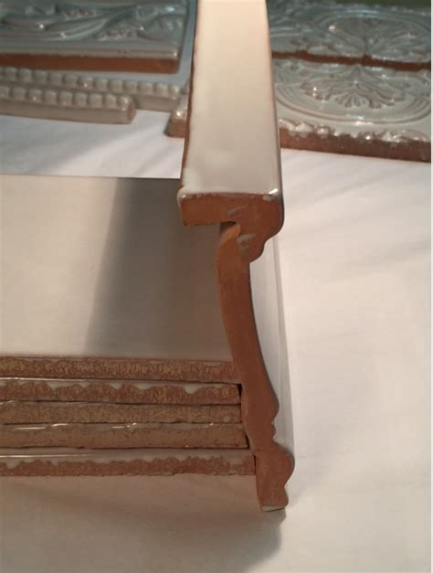 ceramic chair rail tile