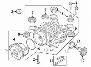2017 Audi S3 Premium Plus Sedan 2 0l A  T Clutch  Control Unit  Coupling - 0cq525554t