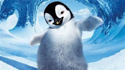 Happy Feet Trailer George Film Miller Raup