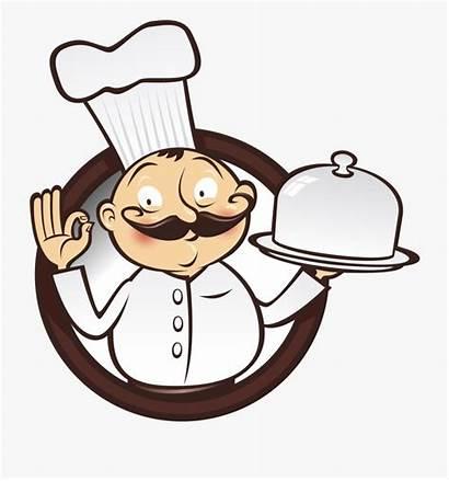 Clip Hat Clipart Cooking Chefs Chef Transparent