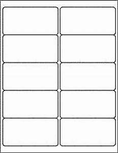 amazoncom 6 sheets 60 2x4 inch matte white stickers With avery labels 2x4 inch