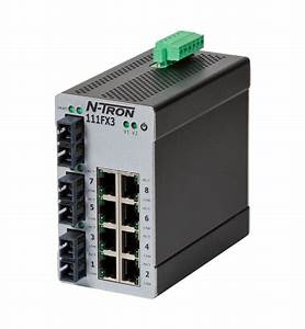 111fx3unmanaged Industrial Ethernet Switch  Sc 15km