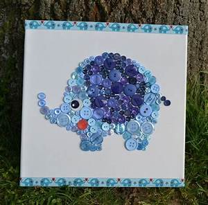 Bilder Mit Knöpfen : bilder knopfbild elefant in blau ein designerst ck von aktpica bei dawanda bastelzauber ~ Frokenaadalensverden.com Haus und Dekorationen