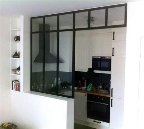 verrieres cuisine nos réalisations de verrières d 39 intérieur atelier d