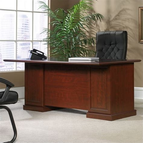 Sauder Heritage Hill Large Executive Desk by Sauder Heritage Hill Large Executive Desk 109843
