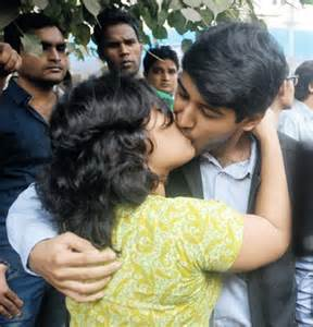 Kiss of Love Campaign