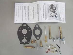 Ford Tractor Carburetor Kit