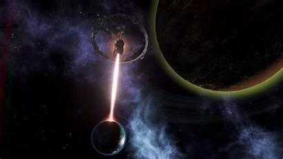 Stellaris Apocalypse Expansion Screenshots Colossus Trailer Weapon