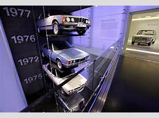BMW's Tower and Museum in Munich Celebrate 40 Years of
