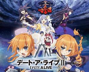 Date A Live II English Dub Cast Announced | BentoByte