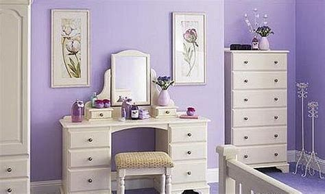 Lavender Bedrooms, Pottery Barn Kids Girls Bedroom Idea