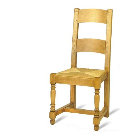 chaise en bois rustique chaise de salle à manger en bois rustique 652 662 4 pieds tables chaises et tabourets