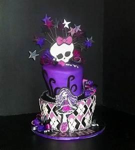 Monster High Spectra - CakeCentral com