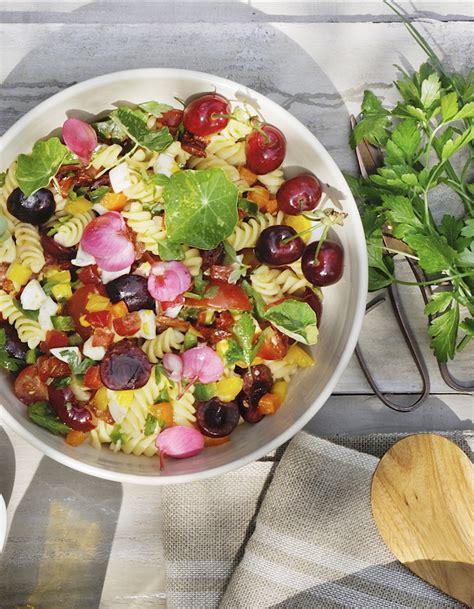 la salade de p 226 tes par sang boyer 10 salades d 233 t 233 224 tomber 224 table
