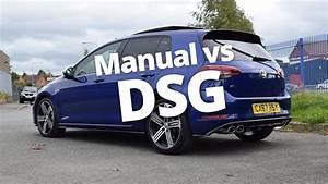 Manual Vs Dsg
