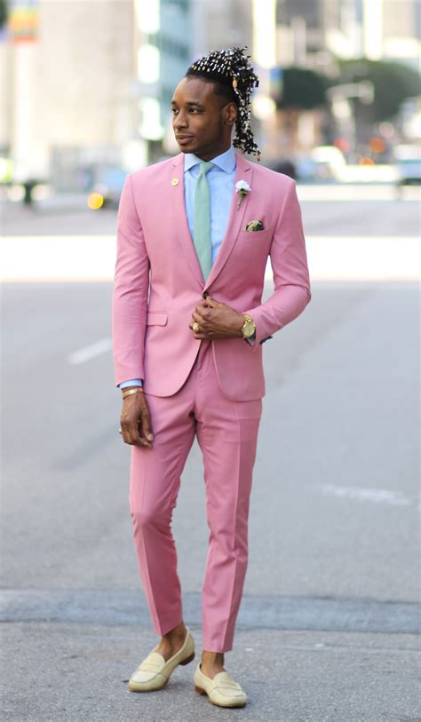 pastel pink dress ootd pink suit for the summer norris danta ford