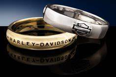 1000 images about harley davidsonr jewelry by mod on With mod harley davidson wedding rings