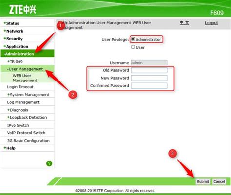 Untuk tipe modem zte lain, biasanya alamat ip, username dan password juga sama dengan tipe f609. Password ZTE F609 Indihome