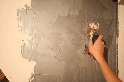 enduire un mur int 233 rieur pratique fr