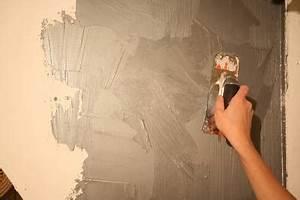 Enduire Un Mur Abimé : enduire un mur int rieur ~ Dailycaller-alerts.com Idées de Décoration