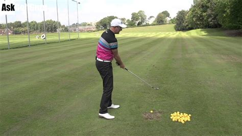 Backswing Ideas To Fix Your Golf Downswing - YouTube