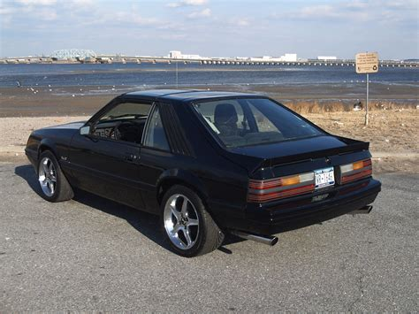 Fastkidcom's 1984 Ford Mustang In Sellersburg, In Car