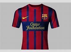 ¿La camiseta del Barça para la próxima temporada?