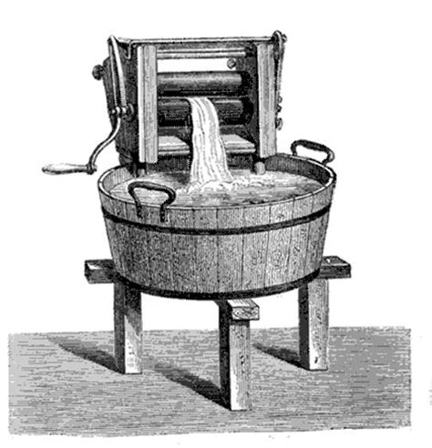 31 mars 1797 premier brevet d une machine 224 laver m 233 canique
