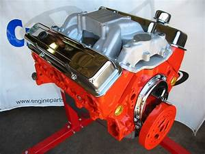 Chevy 327    330 Hp High Performance Balanced Crate Engine