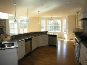 modern kitchen islands with seating kitchen island with sink and dishwasher angled around